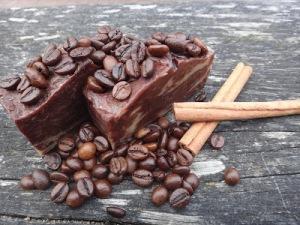 Savon au Chocolat/Café