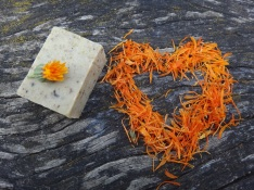 Calendula & Green Clay Soap