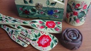 Set de bucatarie, cutia Amaliei