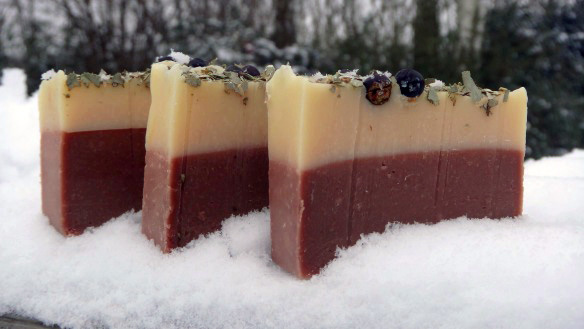 Elderberry Soap