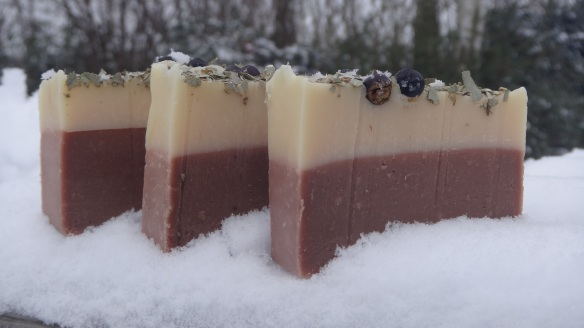 Elderberry Soap