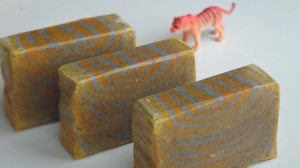 Tiger Stripe Soap