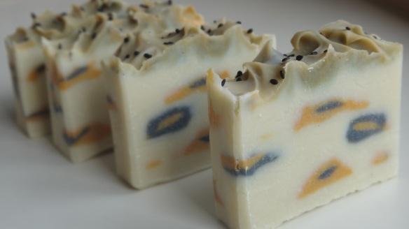 Leopard Spot Soap