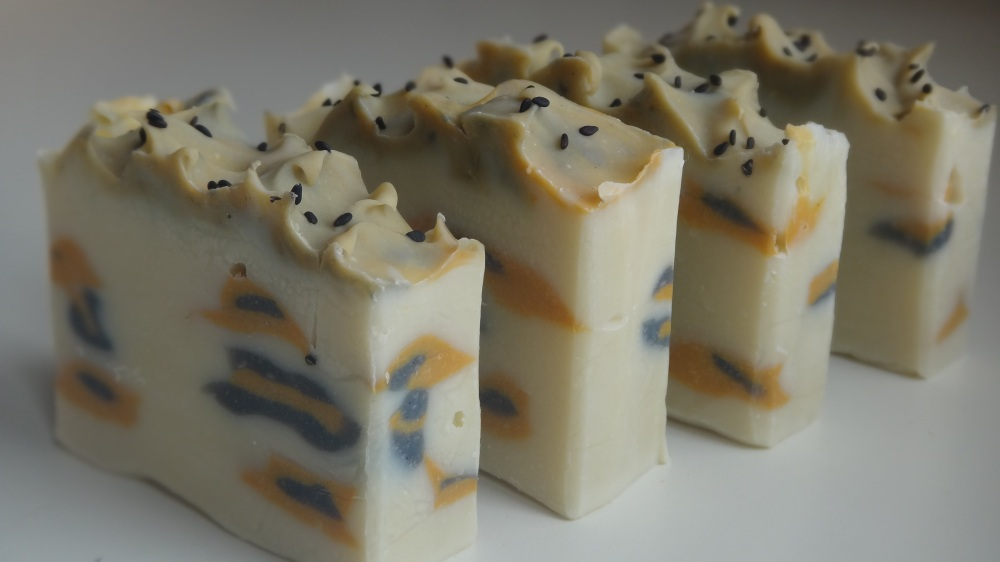 Leopard Spotted Soap