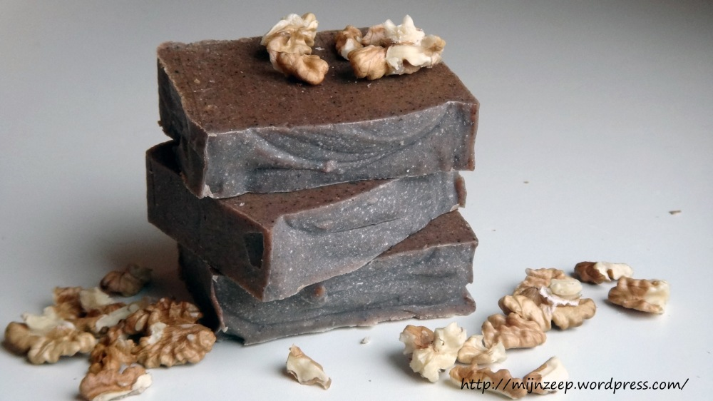 Walnut Soap