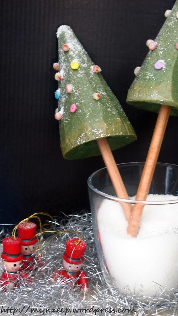 Christmas Tree Soaps