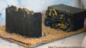 Mud & Charcoal Soap