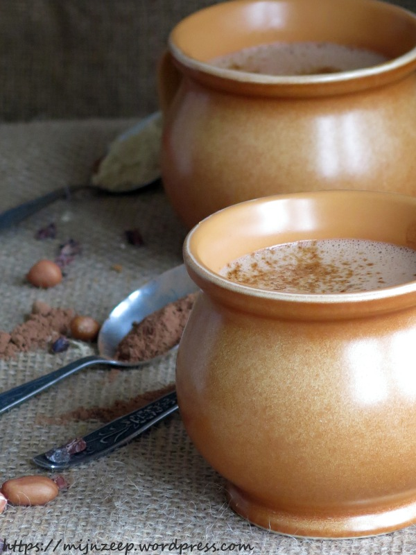 Vegan Hot Milk Chocolate