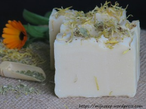 Maté tea soap