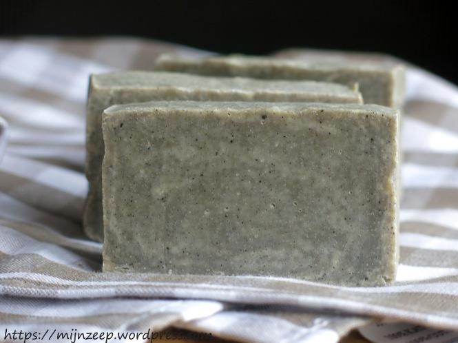 Black Clay Soap