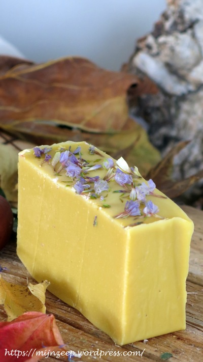 Sweet potatoes soap