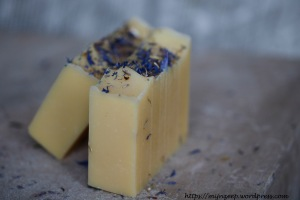 Orange Juice Soap